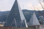 Piramide NIMA SAND, muzej Nima, Japan