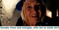 Senada: 'Puna sam energije, niko me ne može stići'