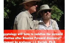 """Egyptology will have to redefine the pyramid definition after Bosnian Pyramid discovery!"""