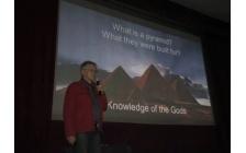 VALERY UVAROV: FOUNDATION HAS KEY ROLE IN THE HISTORY OF PYRAMIDOLOGY