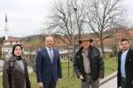 "DR. OSMANAGIĆ U DRUŠTVU DIREKTORA HANDŽIĆA POSJETIO MEDRESU ""OSMAN EF. REDŽOVIĆ"""