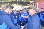 DR.SEMIR OSMANAGIĆ: POSJET NOGOMETNE REPREZENTACIJE BiH POSEBAN ZA FONDACIJU I PROJEKAT U VISOKOM