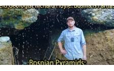 Field Geologist Richard Hoyle: Bosnia is Fantastic