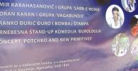 Koncert Gorana Karana i grupe Vagabundo - sutra od 20 sati u parku 'Ravne 2'