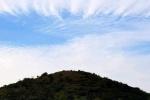 Oblaci u obliku krune iznad Bosanske Piramide Sunca