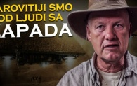 dr SEMIR OSMANAGIĆ- Tajne našeg porekla leže zakopane pod zemljom- Ograničiti vlast na jedan mandat