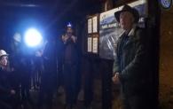Šetnja sa dr. Semirom Osmanagićem kroz tunel Ravne