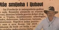 AVAZ 31.12.2018. NOVOGODIŠNJA PORUKA DR. SEMIRA OSMANAGIĆA: VIŠE SMIJEHA I LJUBAVI