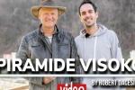 Robert Dacešin snimio emisiju o bosanskim piramidama