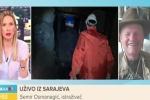 Bosanske piramide tema jutarnjeg programe nacionalne televizije 'K 1' iz Beograda