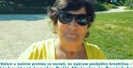 Ljekovitost tunela: Mujesira - Bolovi u nožnim prstima su nestali, ne osjećam posljedice bronhitisa