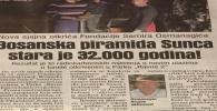 Dnevni avaz, 18. novembar 2018.: Bosanska piramida Sunca stara je 32.000 godina !