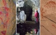 VIDEO, FOTO: SENZACIONALNO ARHEOLOŠKO OTKRIĆE U ISTRI Otkriveni su pećinski crteži stari više od 30.000 godina, na njima su prikazani i ljudi!