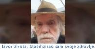 'Izvor života. Stabilizirao sam svoje zdravlje.' Josip Pejaković