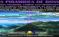KONFERENCIJE O BOSANSKIM PIRAMIDAMA U BARCELONI, MADRIDU I VALENSIJI