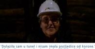 'Dolazila sam u tunel i nisam imala posljedice od korone.'