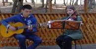 """Najava: U nedjelju 12. augusta u parku """"Ravne 2"""" koncert Accoustic Duo, Amina Džinalić i Abas Ibrahimović"""