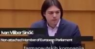 Buđenje u Hrvatskoj protiv Kovid terora (govor Ivana Vilibora Sinčića, člana EU Parlamenta)