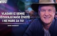 INTERVJU: Semir Osmanagić - Vladari iz senke uništavaju naše živote i ne mare za to! (24.10.2020)