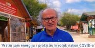 'Vratio sam energiju i pročistio krvotok nakon COVID-a'
