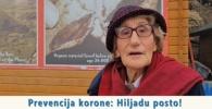 Doktorica Kapeetanović: 'Prevencija korone hiljadu posto!'
